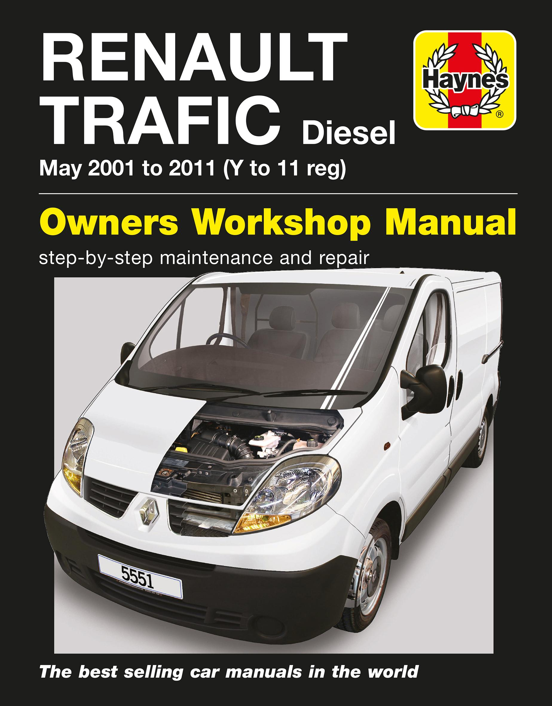 Nissan Primastar Fuse Box Manual Opinions About Wiring Diagram Free Download Haynes Renault Trafic Diesel 01 11 Rh Halfords Com Interior