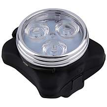 image of SuperMonkey Rechargeable Bright Front light - White