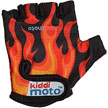 image of Kiddimoto Flames Gloves
