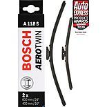 Bosch A118S Wiper Blades - Front Pair