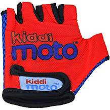 image of Kiddimoto Red Gloves
