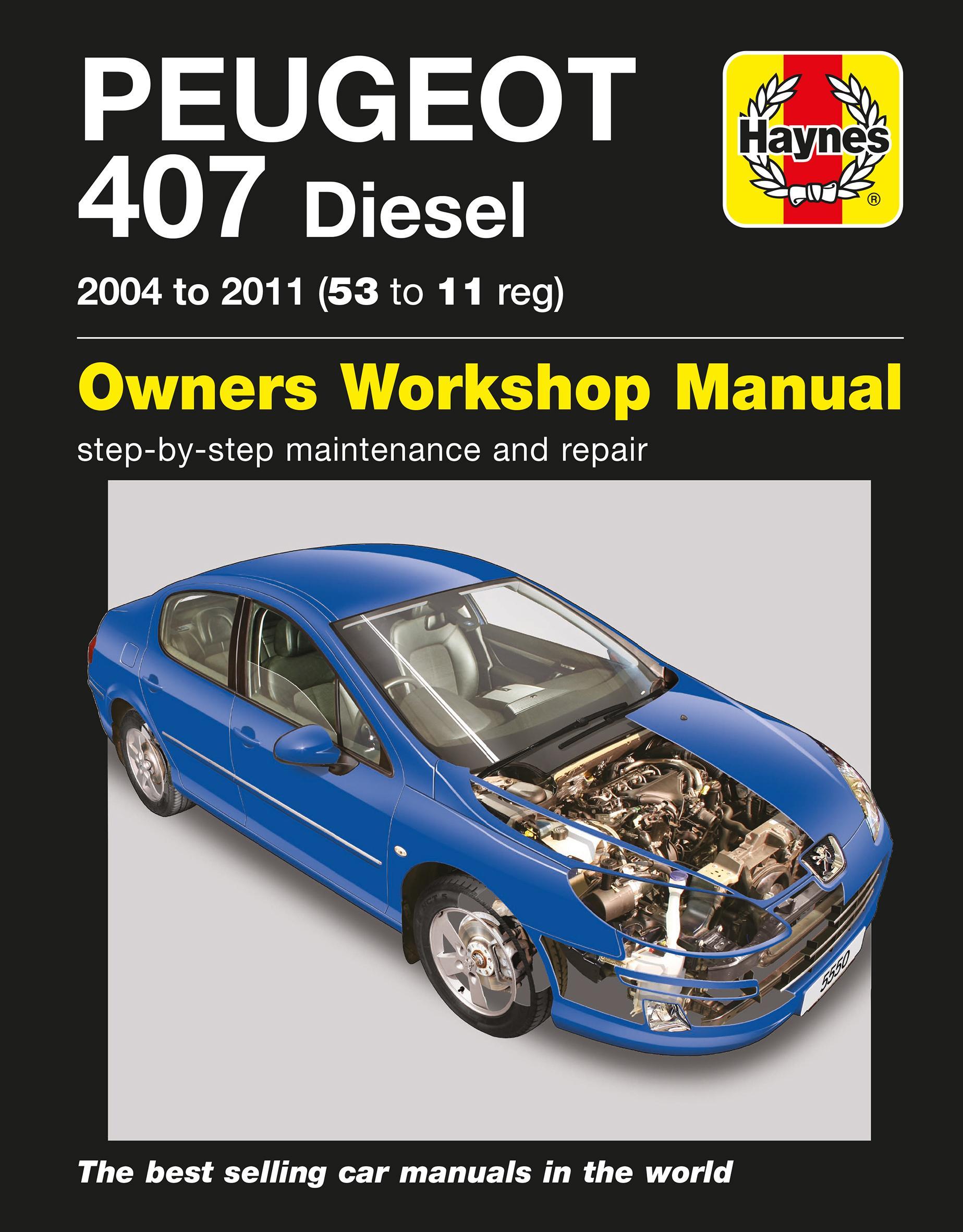 ... owners Array - haynes peugeot 407 diesel 04 11 rh halfords ie