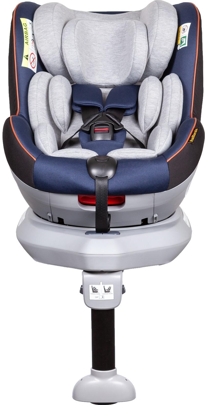 Halfords i-Size Revolve Car Seat