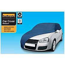 image of Halfords Car Cover - Medium