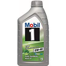 image of Mobil 1 ESP 0W40 Engine Oil 1 Litre