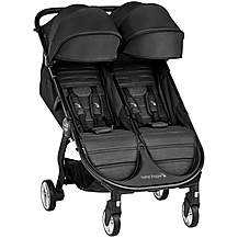 image of Baby Jogger City Tour 2 Double Stroller - Jet