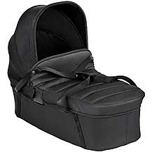 image of Baby Jogger City Tour 2 Double Carrycot - Jet