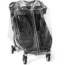 image of Baby Jogger City Tour 2 Double Stroller Raincover