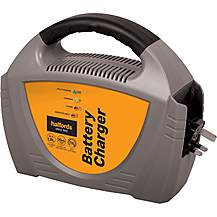 image of Halfords Up to 1.8L Car Battery Charger