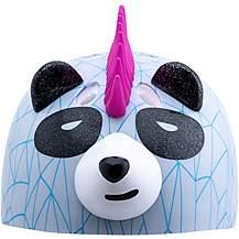 image of Tuff NutZ Credz Punk Panda Kids Helmet (52-55cm)