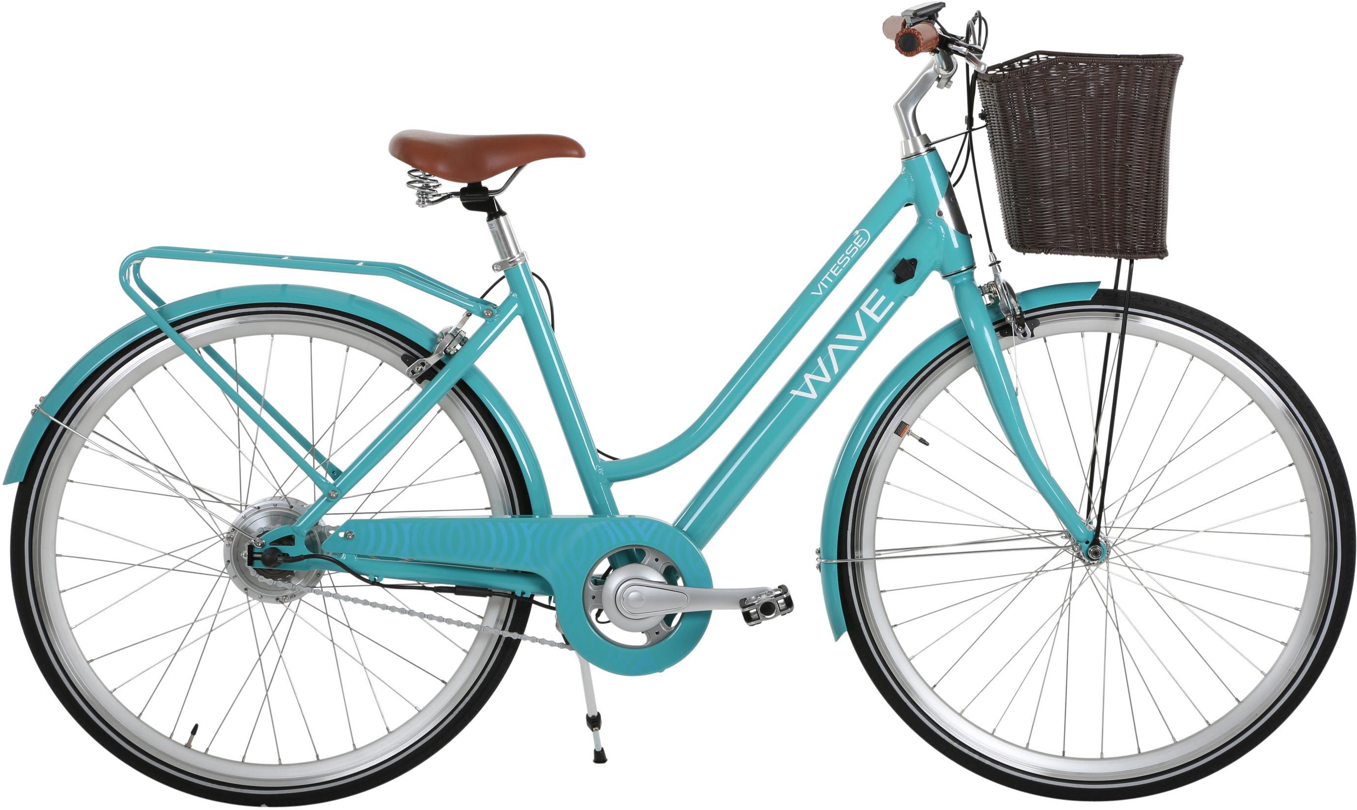 Vitesse Wave Womens Electric Bike - 48Cm