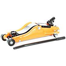 image of Halfords 2 Tonne Trolley Jack Low Profile