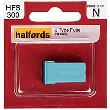 image of Halfords J Type Slow Blow Fuse 20AMP