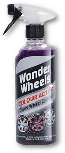 Wonder Wheels Colour Active Super Wheel Cleaner