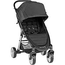 image of Baby Jogger City Mini 2 Single Stroller - Jet