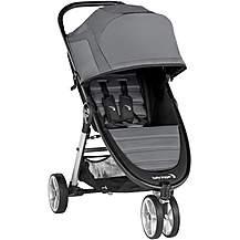 image of Baby Jogger City Mini 2 Single Stroller - Slate