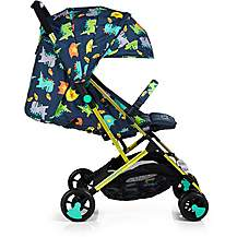 image of Cosatto Woosh 2 Stroller - Dragons Kingdom
