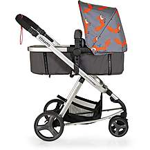 image of Cosatto Giggle Mix Pushchair - Mister Fox