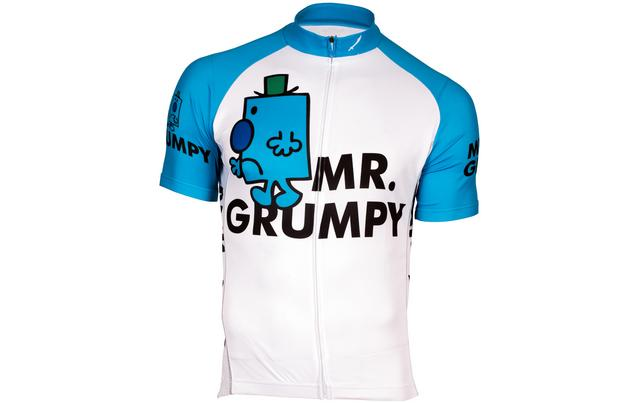 Mr Grumpy Cycle Jersey f9016403f