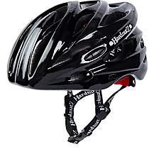 image of HardnutZ High Vis Gloss Black Helmet (54-62cm)