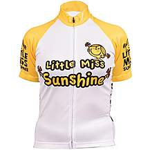 image of Junior Little Miss Sunshine Cycle Jersey