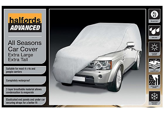 Halfords Car Cover Extra Large