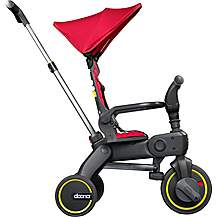image of Doona Liki Foldable Trike S1 - Red