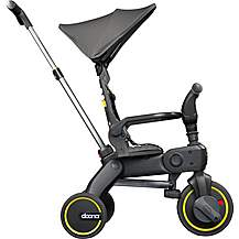 image of Doona Liki Foldable Trike S1 - Grey