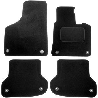 VAUXHALL CORSA E 2 Clip SINGLE DRIVERS CAR MAT TAILORED FULLY 14 on