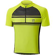 image of Altura Ascent 2 Short Sleeve Jersey Hi Vis ccfa54668