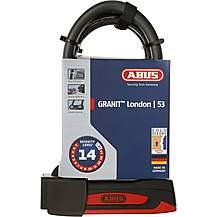 image of Abus Granit 53 D-Lock Combo Pack