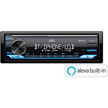 image of JVC KD-X372BT Car Stereo With Alexa