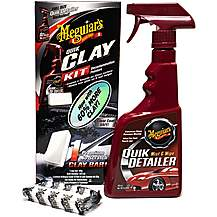 image of Meguiars Quik Clay Starter Kit