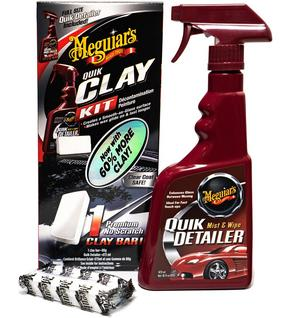 Clay Bars Detailing Products