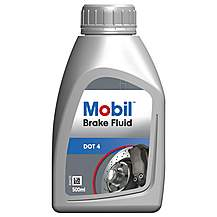 image of Mobil Brake Fluid DOT 4