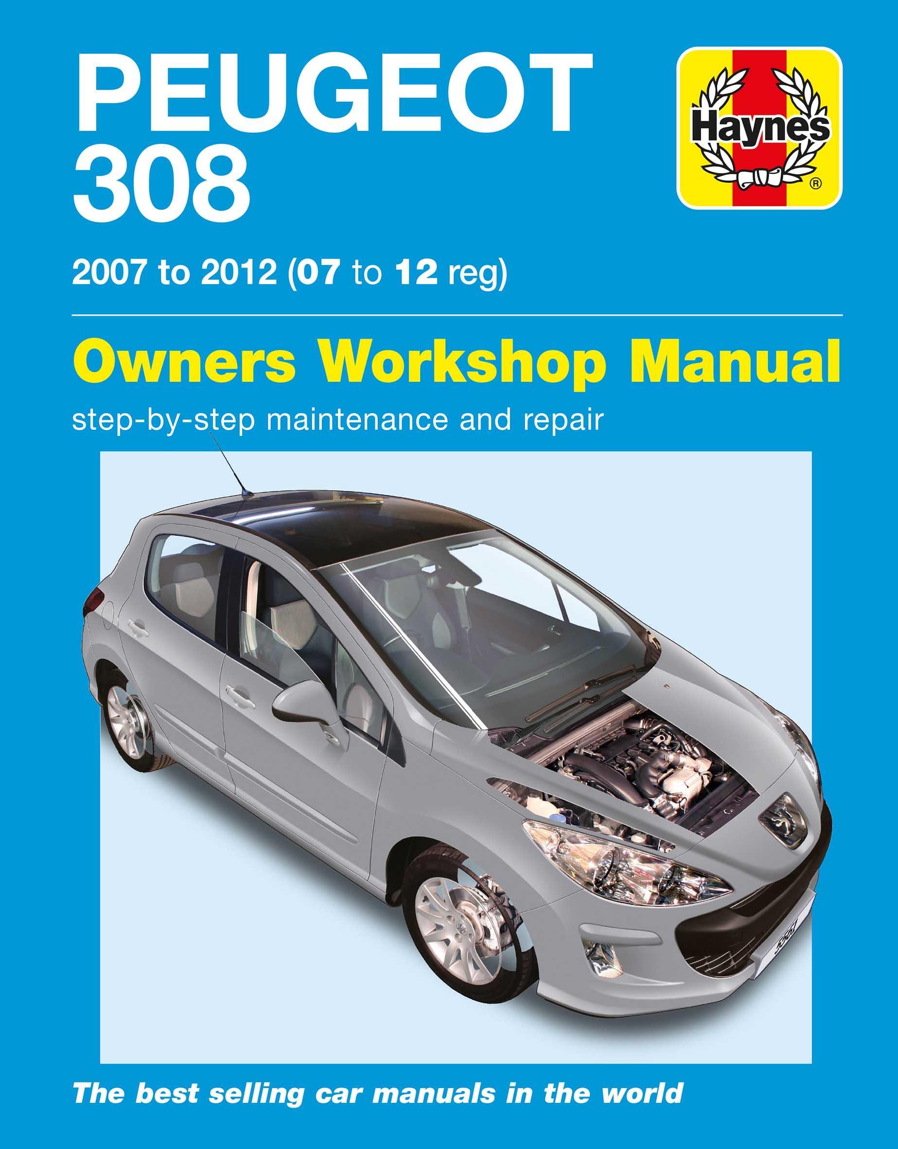 haynes car manual for peugeot online user manual u2022 rh pandadigital co 2007 Mini Cooper S Similar to Mini Cooper