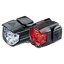 image of Topeak WhiteLite Race Combo Bike Light Set