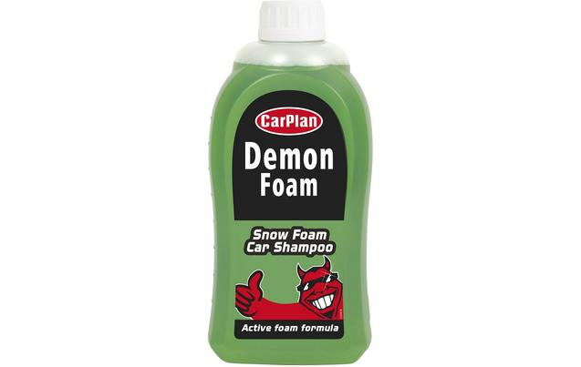 Demon wash snow foam shampoo 1l solutioingenieria