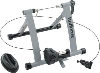 Best budget trainer: Halfords Turbo Trainer