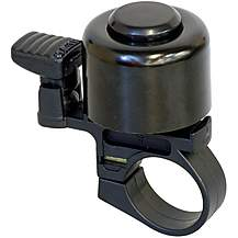 image of Halfords Black Ping Bike Bell