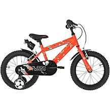 """image of Raleigh Striker Kids Bike - 14"""" Wheel"""