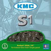 image of KMC S1 Brown 1/8 Chain