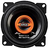 "Edge 4"" EDST214 Coaxial Car Speakers"