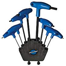 image of Park Tool PH1 - P-Handled Wrench Set