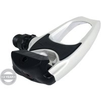 a9f3fe8fb30 image ofShimano R540 SPD-SL Road Pedals - White