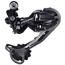 image of Shimano RD-M592 Deore Shadow Rear Derailleur - Black