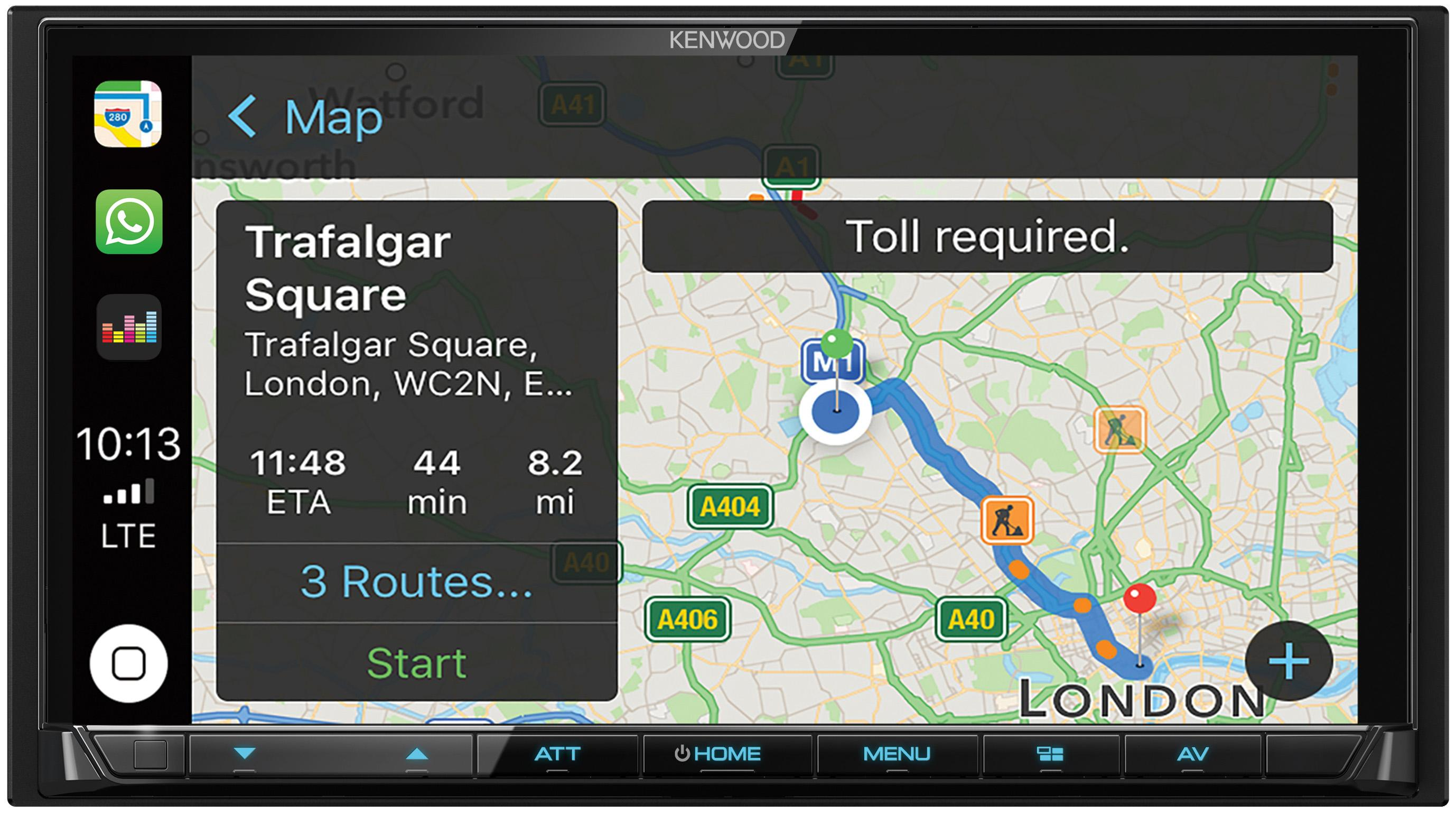 kenwood dmx 7017dabs carplay andr rh halfords com Kenwood KDC Bt755hd Manual Kenwood Owners Manuals