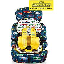 image of Cosatto Zoomi 123 5 Point Plus Toddler Car Seat