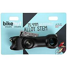 image of Bikehut Adjustable Alloy Stem