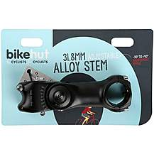 image of Bikehut Oversize Adjustable Alloy Stem